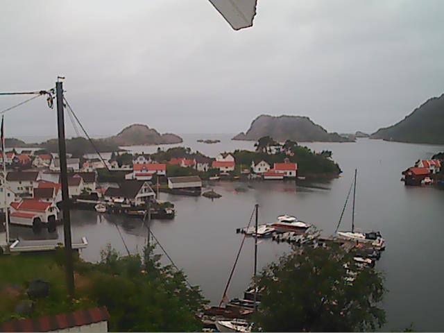 Webcam Rasvåg, Flekkefjord, Vest-Agder, Norwegen